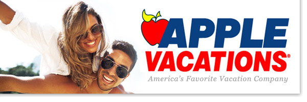 book with Apple Vacations