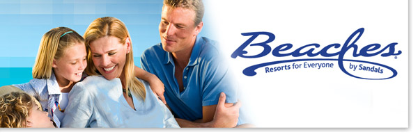 book with Beaches Resorts